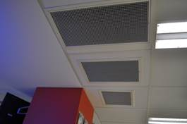 egg crate ceiling grill