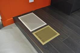 floor grill