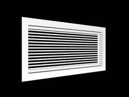linear bar grilles