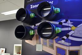 air zone regulator