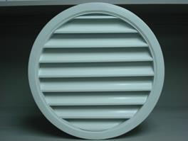 circular louver