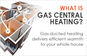 Gas central heating guide